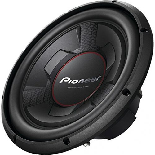 Pioneer TS-W126M Car Subwoofers - Sub driver only, Black