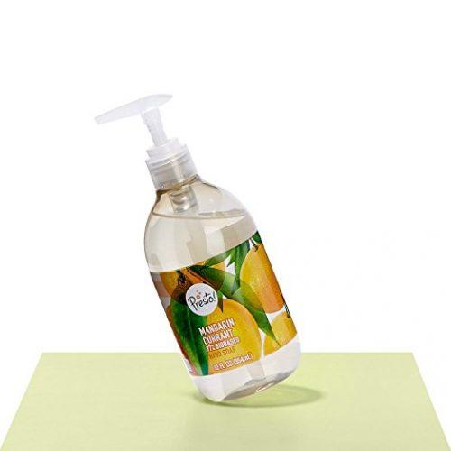 Amazon Brand - Presto! Biobased Hand Soap, Mandarin Currant Scent (6 pack) - Hand Soaps