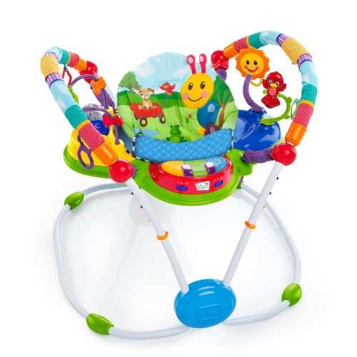 Baby Einstein Activity Jumper Special Edition, Neighborhood Friends - Baby Bouncer