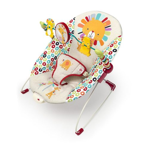 Bright Starts Playful Pinwheels Bouncer - Baby Bouncer