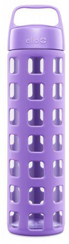 Ello Pure BPA-Free Glass Water Bottle with Lid, 20 oz - BPA-free Water Bottles