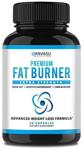 Extra Strength Weight Loss Pills and Appetite Suppressant - CLA, Green Tea Extract, Apple Cider Vinegar, Coral Calcium, White Kidney Beans - Fat Burner & Metabolism Boost - Appetite Suppressant