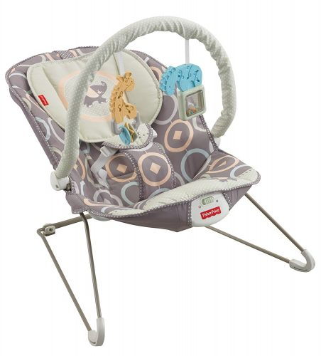 Fisher-Price Baby Bouncer, Luminosity - Baby Bouncer