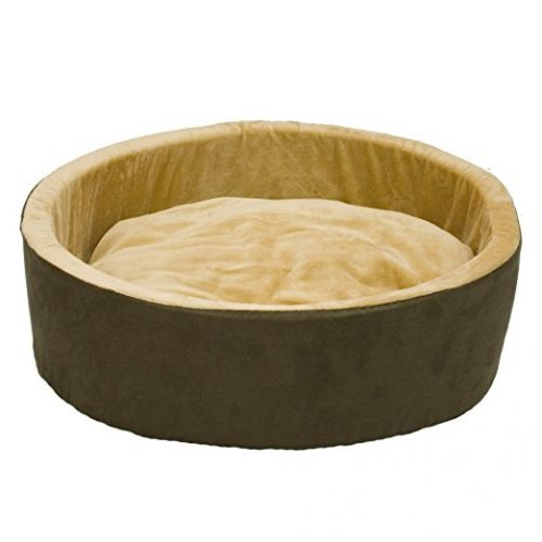 K&H Pet Products Thermo-Kitty Heated Cat Bed - Cat Beds