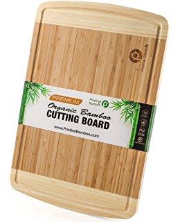 Kitchen Active Bamboo Cutting Board - Bamboo Cutting Boards
