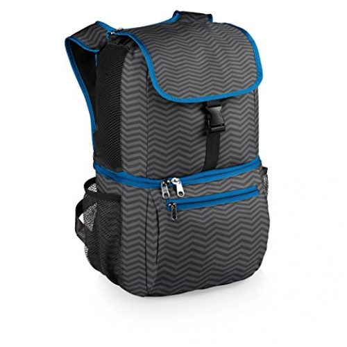Picnic Time Pismo Insulated Cooler Backpack, Waves Collection - Backpack Coolers