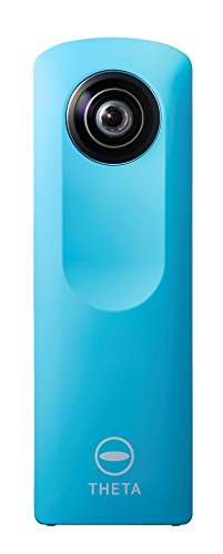 Ricoh Theta M15 360 Degree Spherical Panorama Camera - 360-Degree Camera