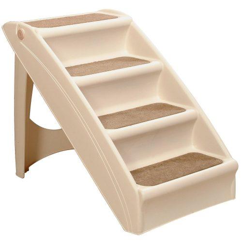 Solvit PupSTEP Plus Pet Stairs - Pet Stairs