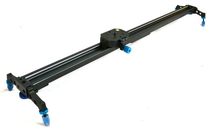 "StudioFX 40"" Pro DSLR Camera Slider Dolly Track Video Stabilizer by Kaezi - Camera slider"