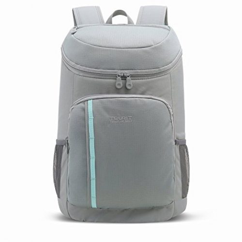 TOURIT Insulated Cooler Backpack Soft Cooler Lightweight Backpack with Cooler for Lunches, Picnics, Hiking, Beach, Park or Day Trips, 28 Cans - Backpack Coolers