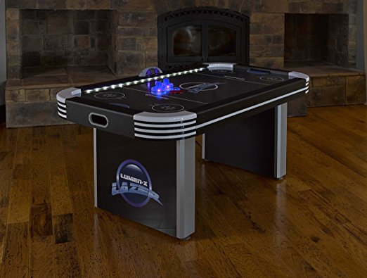 Triumph Lumen-X Lazer 6' Air Hockey Table - Air Hockey Tables