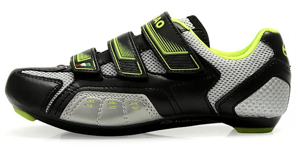 Tiebao Men Women Road Cycling Shoes Indoor and Outdoor Riding Bike Shoes Bicycle Shoes - Cycling Shoes For Men