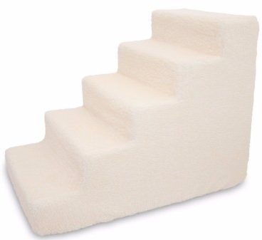 Best Pet Supplies Foam Pet Stairs/Steps - Pet Stairs