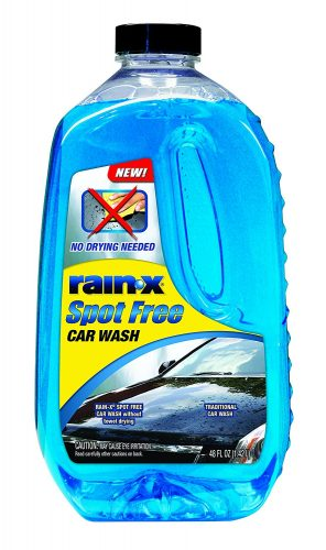 Rain-X 620034 Spot Free Car Wash - 48 fl. oz.