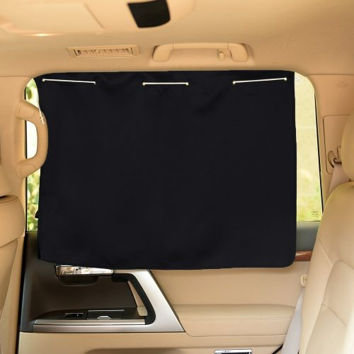 top 10 best car window curtains for privacy in 2018. Black Bedroom Furniture Sets. Home Design Ideas