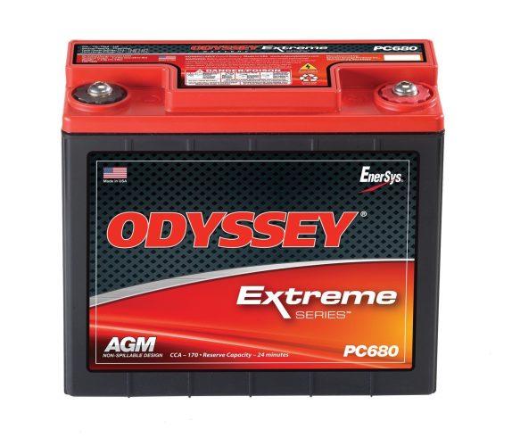 Odyssey PC680 Battery - Car Battery