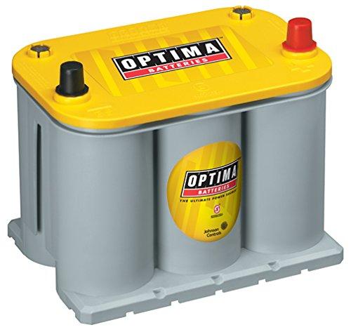 Optima Batteries 8040-218 D35 YellowTop Dual Purpose Battery - Car Battery