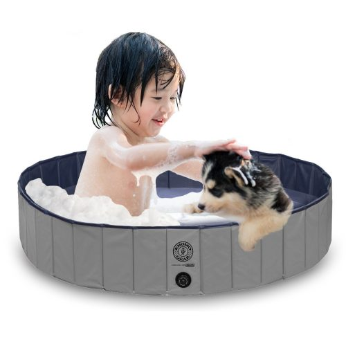Outdoor Swimming Pool Bathing Tub - Portable Foldable - Ideal for Pets - dog pools
