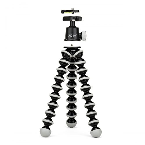 JOBY GorillaPod SLR Zoom Flexible Tripod with Ballhead Bundle for DSLR and Mirrorless Cameras Up To 3kg. (6.6lbs) - DSLR camera tripods