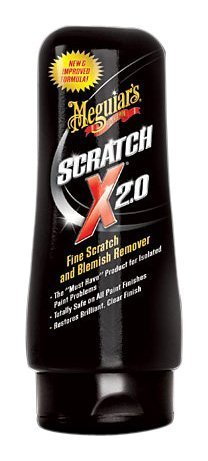 Meguiar's G10307 ScratchX 2.0 - 7 oz. - Owing car scratch removers