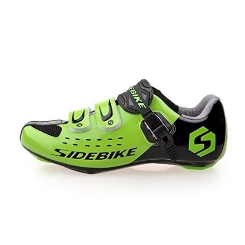 Smartodoors SIKEBIKE Women's and Men's W All-Road and MTB II Cycling Shoes SD-001 - Cycling Shoes for Kids