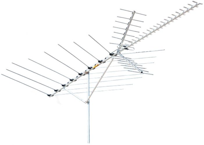 Channel Master CM-3020 Long Range VHF, UHF, FM and HDTV Antenna - Long Range Outdoor HDTV Antennas