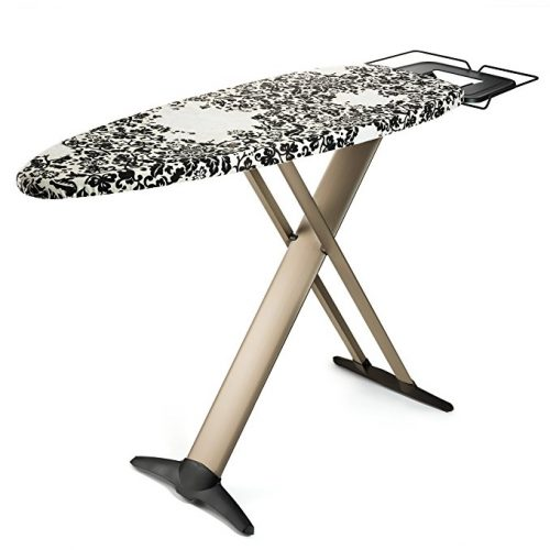 Bartnelli 51x19-Inch Multi-layered T-Leg Extra Wide Ironing Board - Ironing Boards