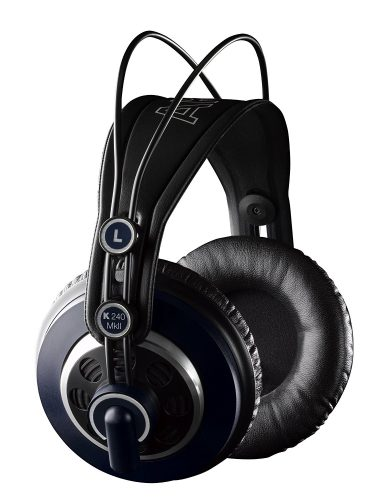 AKG K 240 MK II Stereo Studio Headphones - studio headphones