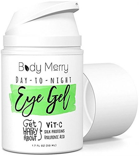 Body Merry Day-to-Night Eye Gel - Eye Creams For Women