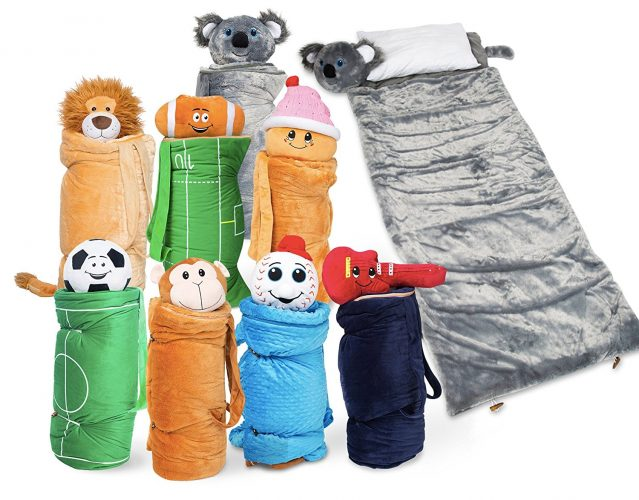 BuddyBagz Sleeping Bag - sleeping bags for kids