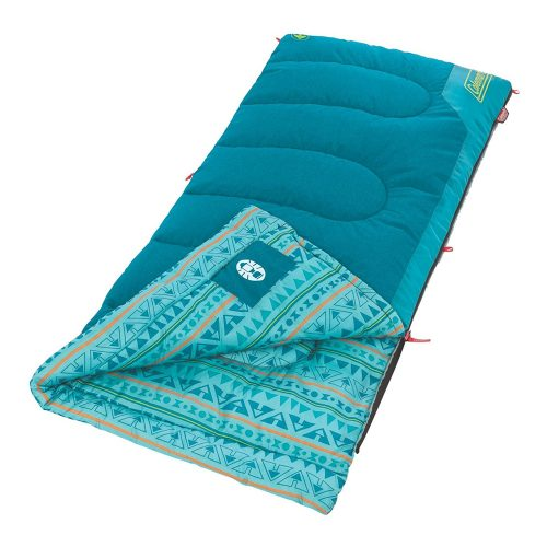 Coleman Kids Sleeping Bag - sleeping bags for kids