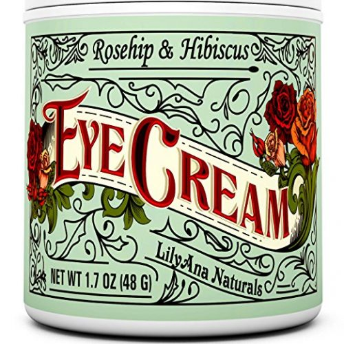 Eye Cream Moisturizer (1oz) 94% Natural Anti Aging Skin Care - Eye Creams For Women