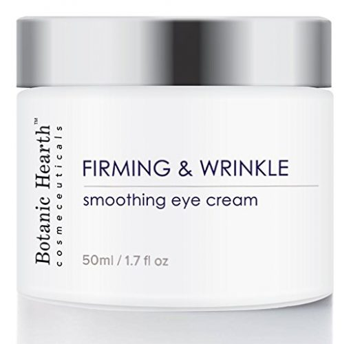 Eye Cream by Botanic Hearth - Firming, Wrinkle Cream & Anti Aging Moisturizer for Face & Neck, Promotes Bright and Even Skin Tone, 1.7 fl oz - Eye Creams For Women