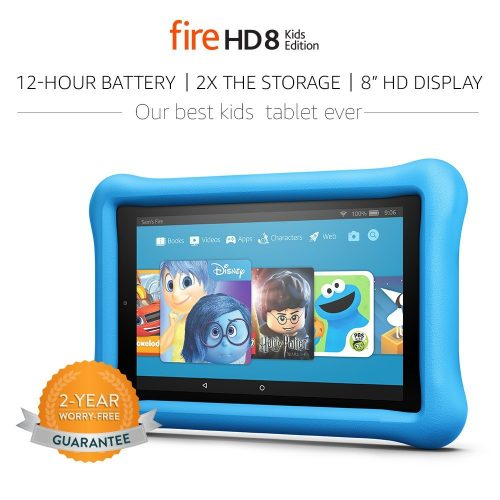 Fire HD 8 Kids Edition Tablet - tablets