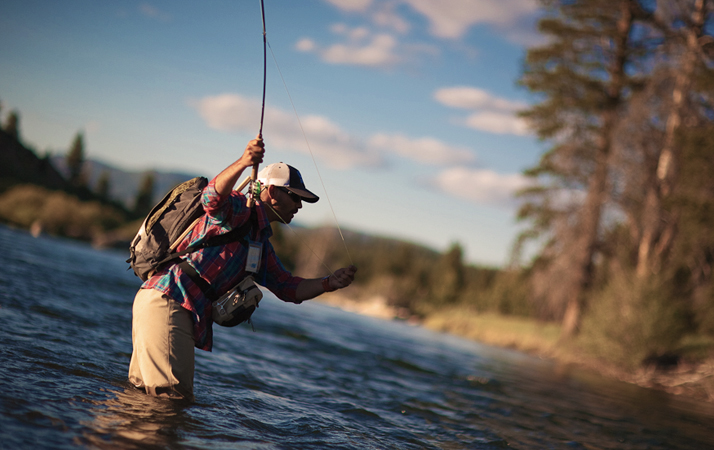 Fishing Backpacks & Bags