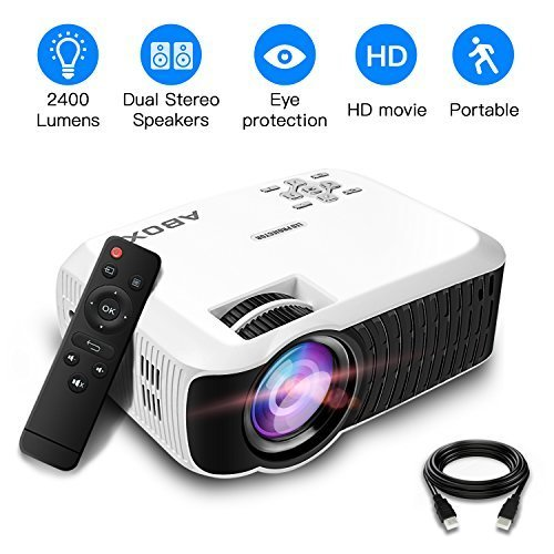 GooBang Doo Home Theater Video Projector - Gaming projectors