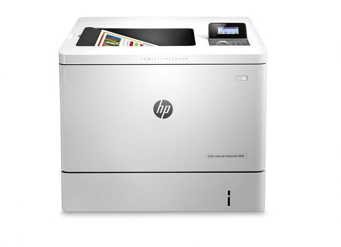 HP Color B5L25A LaserJet Enterprise M553dn - photocopy machines
