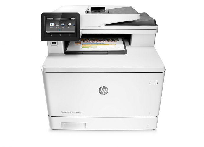 HP LaserJet Pro M477fdn CF378A - photocopy machines
