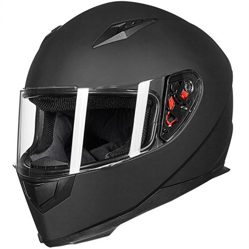 ILM Motorcycle Full Face Helmet - Motorcycle Helmets for Women