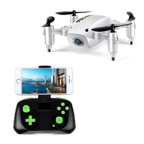 LBLA Mini Foldable RC Drone - smart nano drones