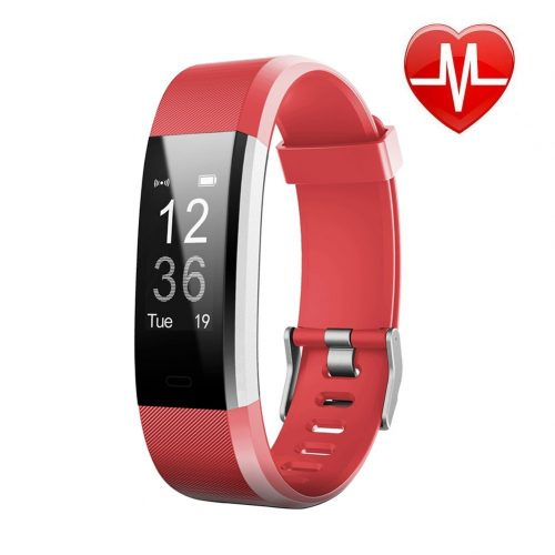 LETS COM Fitness Tracker HR - heart rate monitor watches