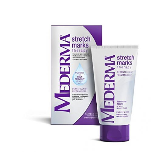 Mederma Stretch Marks Therapy - Hydrates to Help Prevent Stretch Marks - Clinically Shown to Produce Noticeable Improvement in 4 Weeks- Dermatologist Recommended - 5.29 oz - Stretch Mark Removal Creams