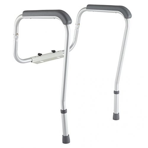Medline Toilet Safety Rails - toilet safety frames & rails