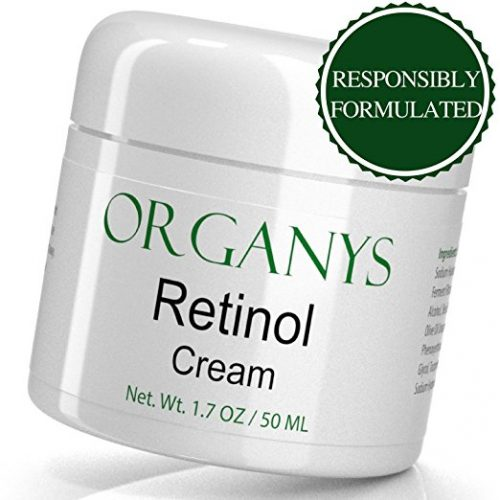 Organys Retinol Cream with Hyaluronic Acid & Aloe Vera. Anti Aging Face & Eye Moisturizer For Wrinkles, Uneven Tone, Fine Lines & Acne Scars. A Natural Best Selling Anti Wrinkle Cream For Day & Night - Eye Creams For Women