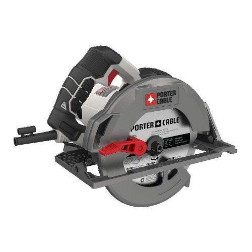 "PORTER-CABLE PCE310 15 Amps 7-1/4"" Heavy Duty Magnesium Shoe Circular Saw - circular saw"