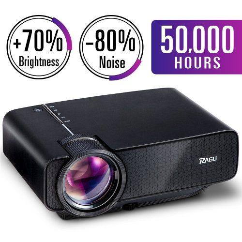 RAGU Z400 Mini Gaming Projector - Gaming projectors