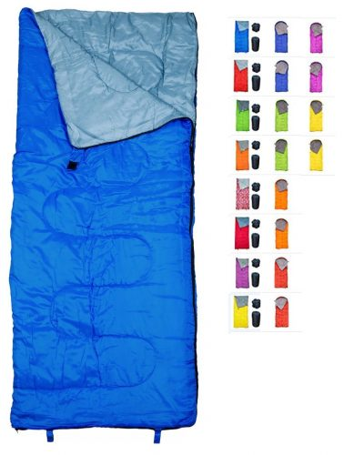 Reval Camp Sleeping Bag - sleeping bags for kids