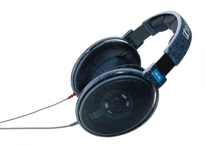 Sennheiser HD 600 Open Back Professional Headphone - studio headphones