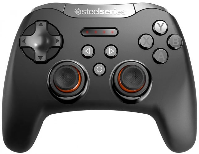 Steel Series Stratus Gaming Controller - gaming controller