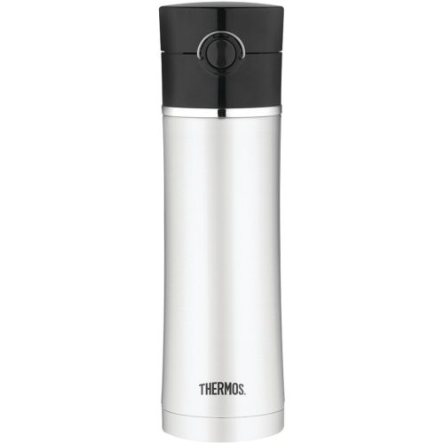 Thermos Sipp 16 Ounce Stainless Steel Insulated Drink Bottle, Rose Gold
